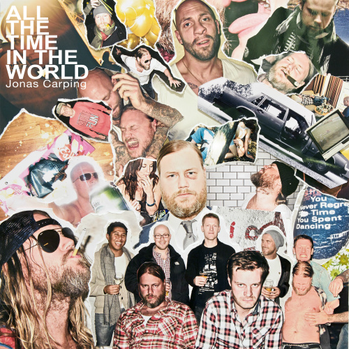 All The Time In The World - Album Cover